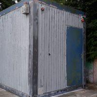 Containeraufbereitung